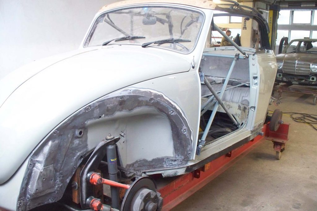 VW Typ1 Karmann